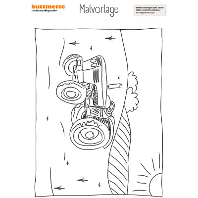 malvorlage holz traktor | coloring and malvorlagan
