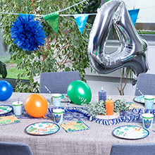 Shop the Look: Dino-Party