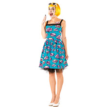 Pop-Art Kleid