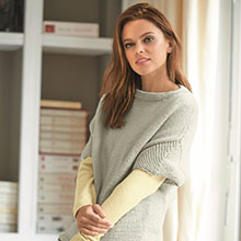 Pullover aus Woll Butt Primo Rike