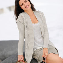 Cardigan aus Online Supersoft