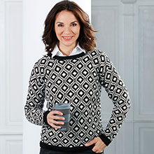 Pullover Business Casual aus Woll Butt Primo Cassia