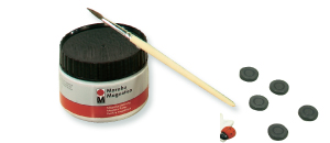 Magnetic Paint die Magnetfarbe