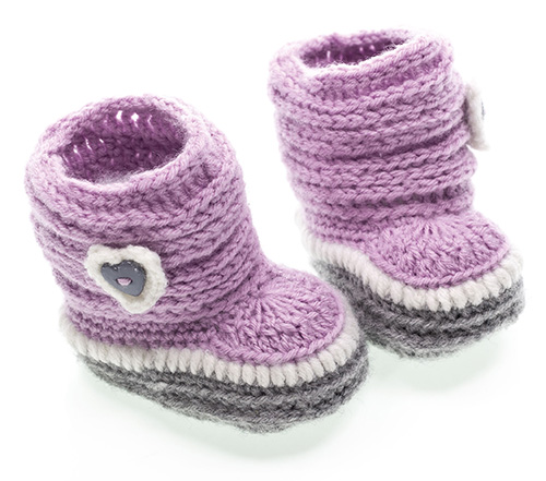 Chaussons pour bebe