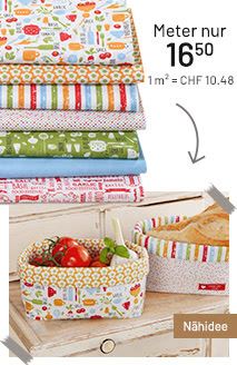 buttinette Nähgarn-Starter-Set